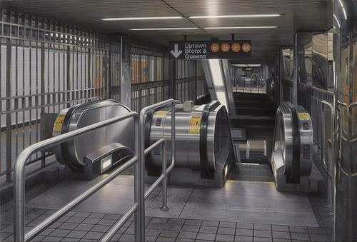 17-Hisaya-Taira-Paintings-of-Architectural-Photorealism-www-designstack-co