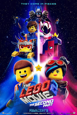 Sinopsis Film The Lego Movie 2 : The Second Part (2019)