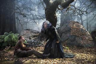 Padeiro e a bruxa - Caminhos da Floresta