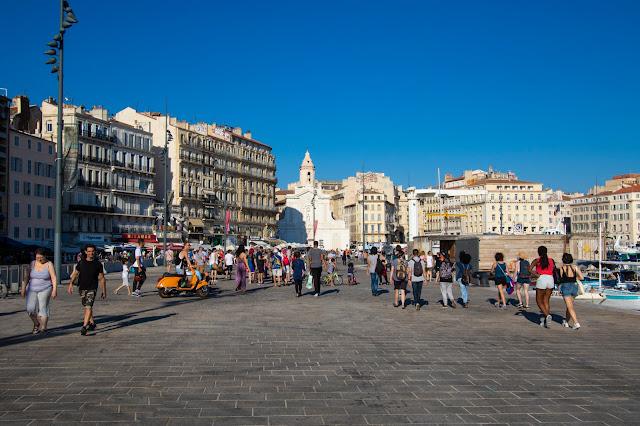 Quai du port, Marsiglia