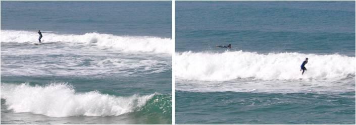 Hay gran cantidad de Escuelas de Surf en Hossegor. En Blog de Viajes