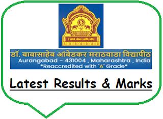 BAMU Aurangabad Result Oct 2018