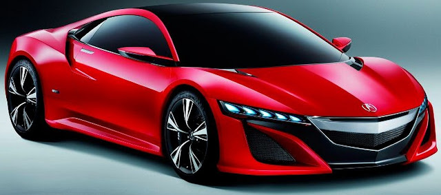 supercarworld acura nsx wins road tracks 2017 performance car of the year. Black Bedroom Furniture Sets. Home Design Ideas