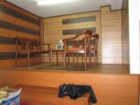 Lantai kayu Laminate arternativ memasang lantai kayu harga murah.
