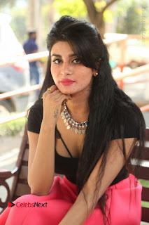 Telugu Actress Harini Stills at Dhyavudaa Movie Teaser Launch  0299.JPG