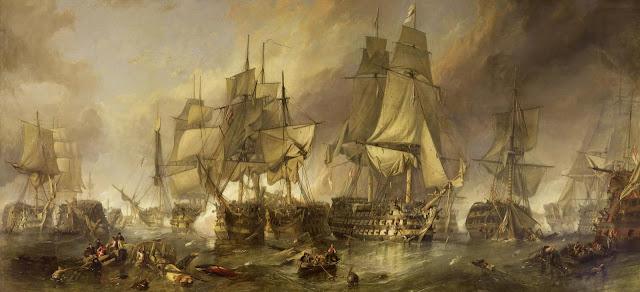 Trafalgar y Napoleon Bonaparte