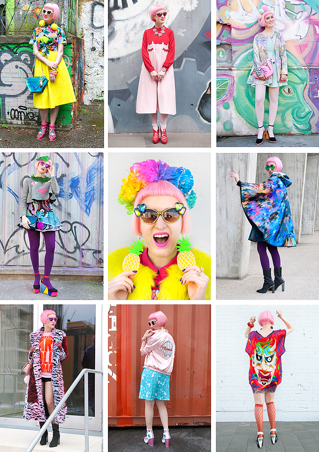 quirky fashion, colourful outfit, fashion blogger