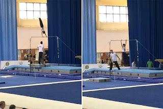 Επιτυχίες στους Πανελλήνιους Αγώνες Ενόργανης Γυμναστικής