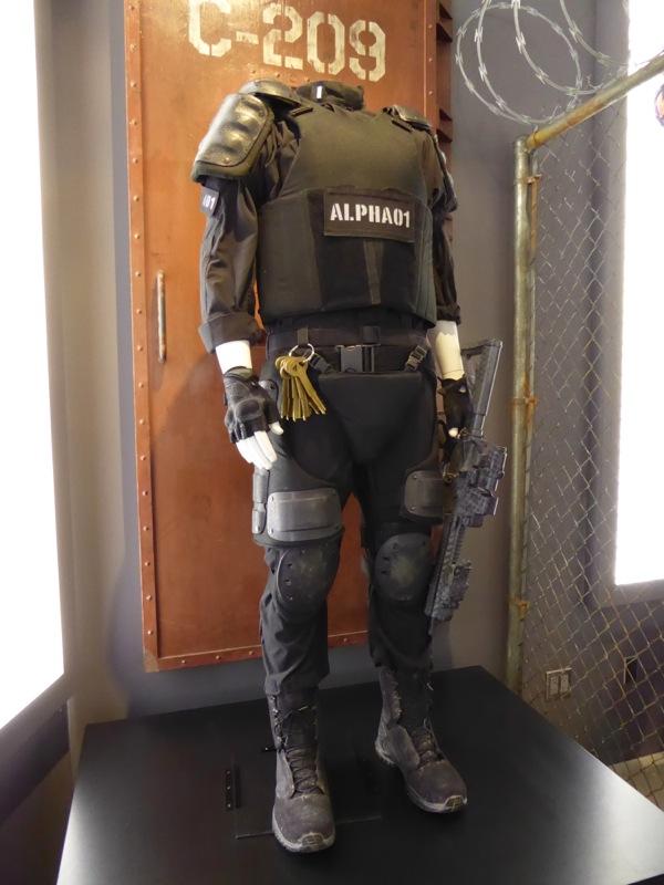 Joel Kinnaman Suicide Squad Rick Flag costume