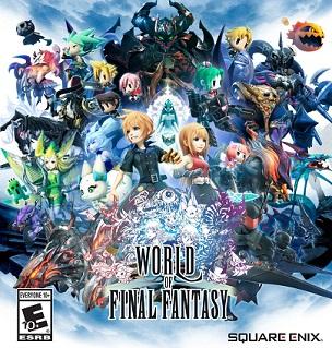 Resenha World of Final Fantasy
