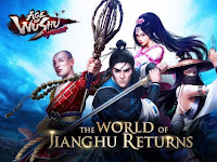 Download Game Age of Wushu Dynasty Apk v4.0.2 (Mod Mana/No Skill Cooldown)