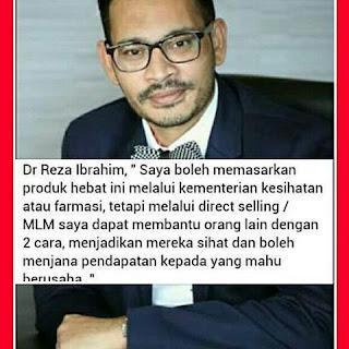 Dr. Reza Ibrahim