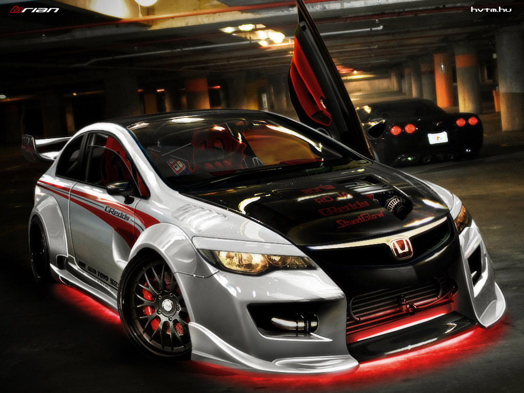 Honda Bikes And Cars Honda Civic Type R Wallpapers