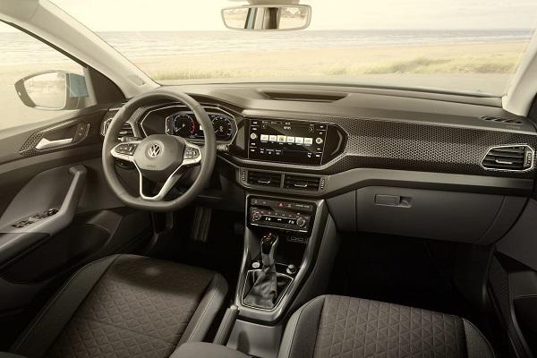 Volkswagen T-Cross Brasil Interior