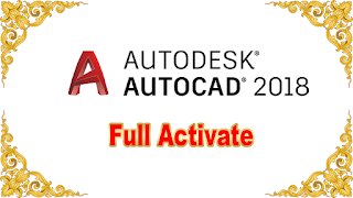 Autodesk AutoCAD 2018 For PC