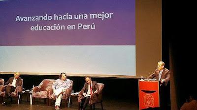 El Perú está mejorando en el sector educación según la OCDE