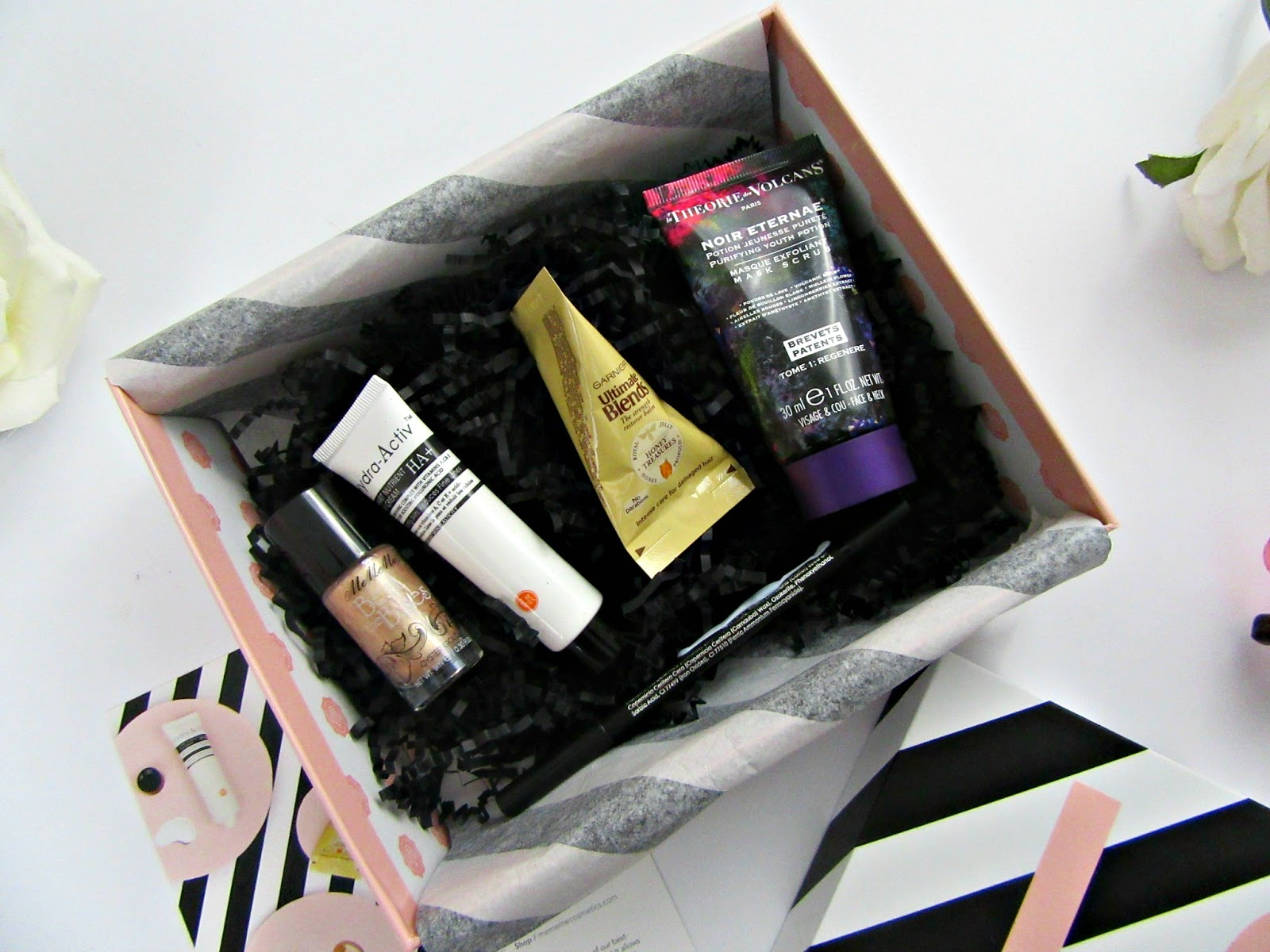 Glossybox UK Valentines box 2017
