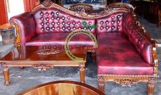 Sofa Sudut Mawar