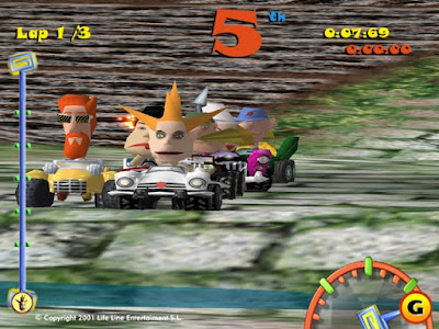 Toon Car PC Game Free Download