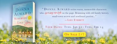 Review, Excerpt, Giveaway, Somebody Like You, Donna Alward, Romance, Bea's Book Nook