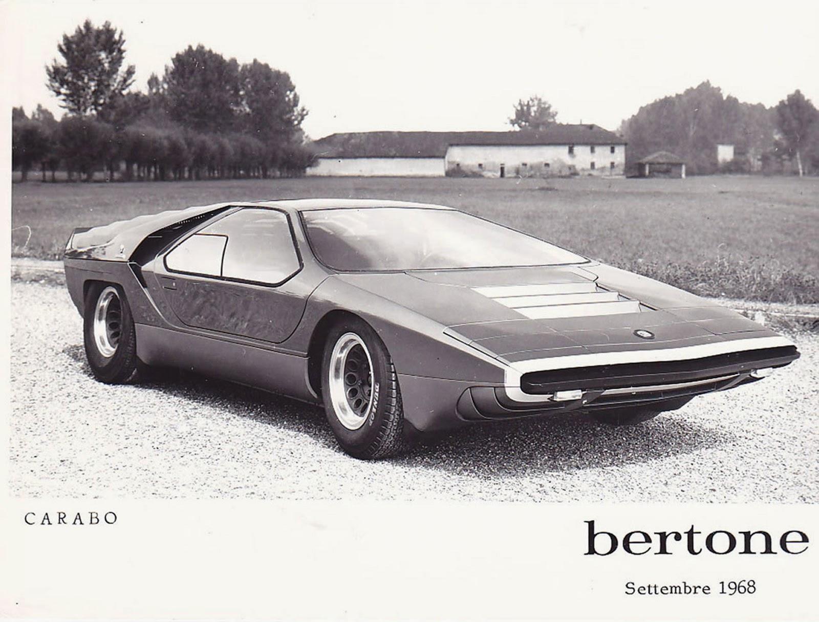 stormwheels settembre 1968 italia carrozzeria bertone alfa romeo carabo prototipo. Black Bedroom Furniture Sets. Home Design Ideas