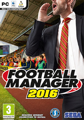 Football Manager 2016 (v16.2.0, CRACKED, MULTI16)  [FitGirl Repack -1.00 GB]