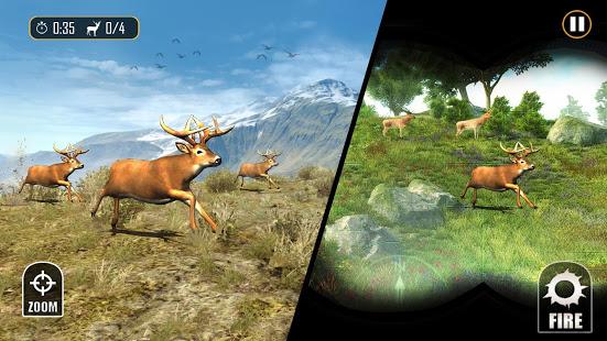 deer hunter 2018 mod apk unlimited money download