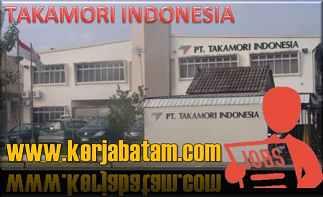 Lowongan Kerja Batam Takamori Indonesia