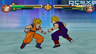 Www.JuegosParaPlaystation.Com Ps2 Ntsc Descargar Iso Gratis PlayStation 2 DragonBall Z2