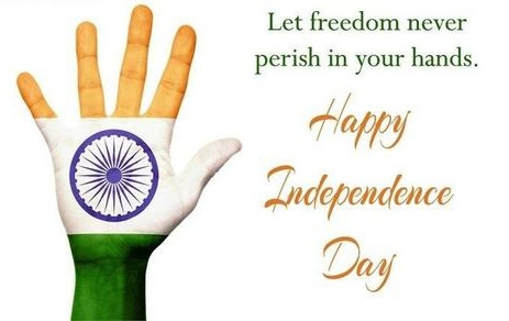 slogans on Independence day of India in English
