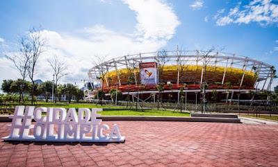 Centro Olímpico de Tênis - Foto: Renato Sette Camara/Prefeitura do Rio