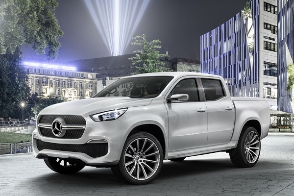 Mercedes Benz Clase X Stylish Explorer