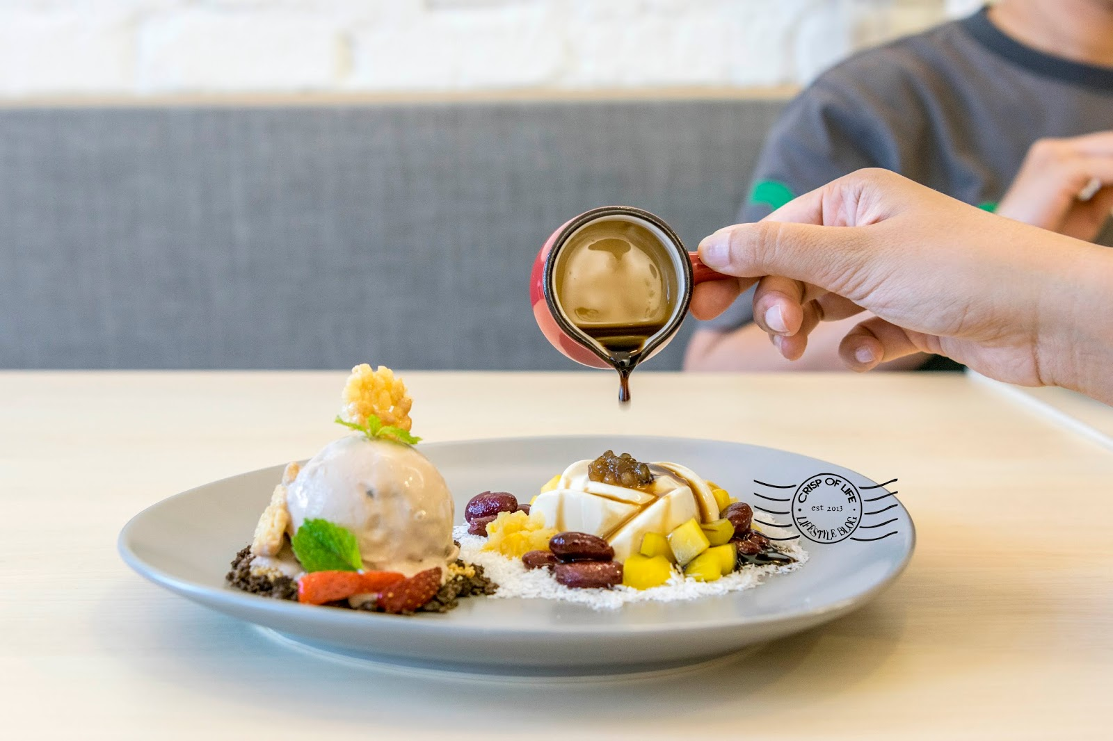 The Craftisan Cafe's New Dessert