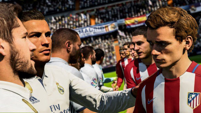 Fifa 18 PC Game Free Download Screenshot 1