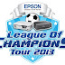 "Epson launches ""2013 League of Champions Tour"" at various SM Cyberzones nationwide!"