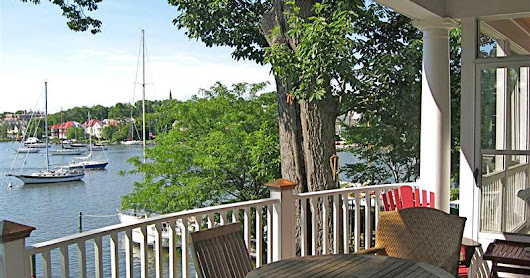 Last minute USNA Commissioning Week Rental - 3 Bedroom Waterfront Home - 1.2 Miles from USNA