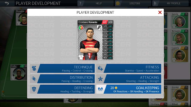 cara cheat player development drem league soccer