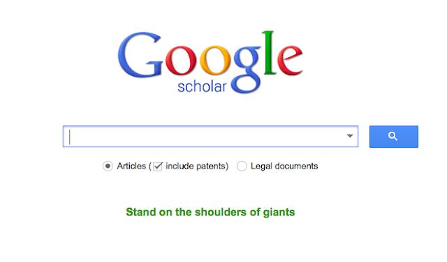 web google scholar