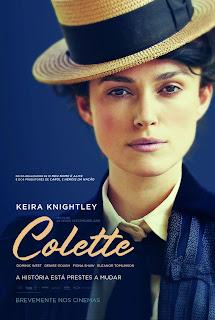 Crítica - Colette (2018)
