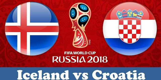Iceland vs Croatia Full Match Replay 26 June 2018