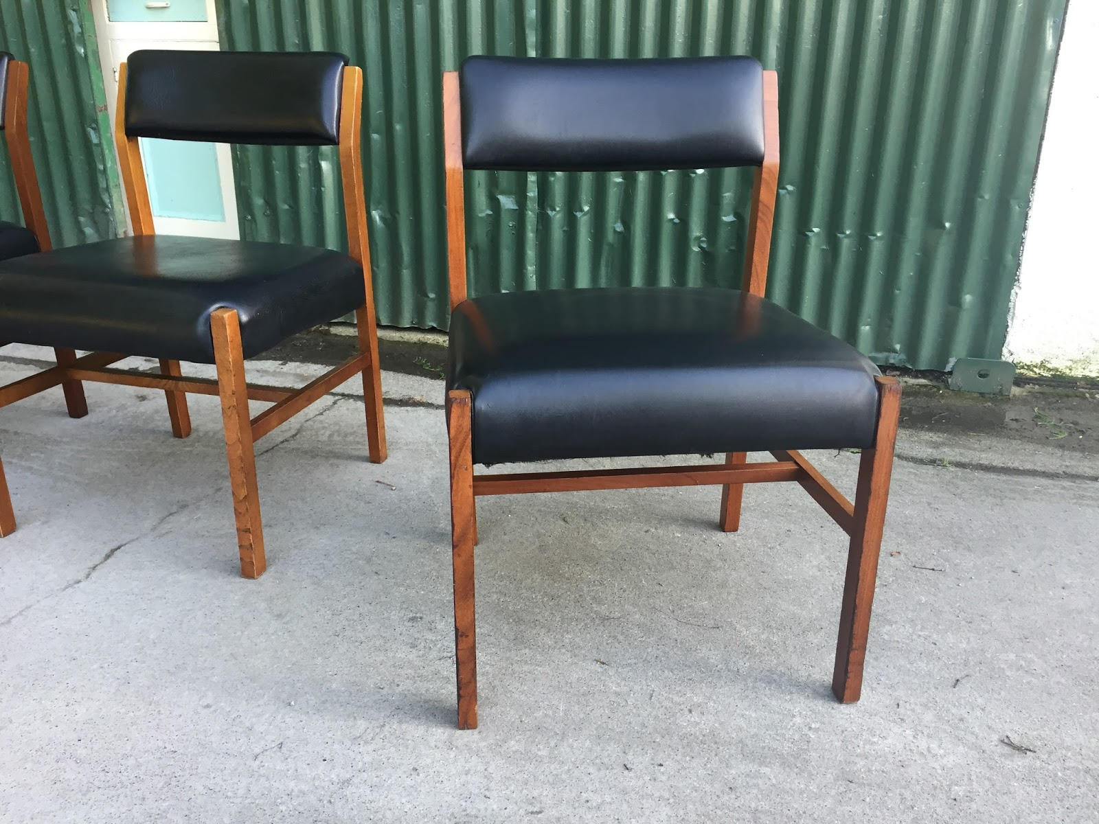 Retro Dining Chairs Ireland Adirondack Wine Barrel Ocd Vintage Furniture