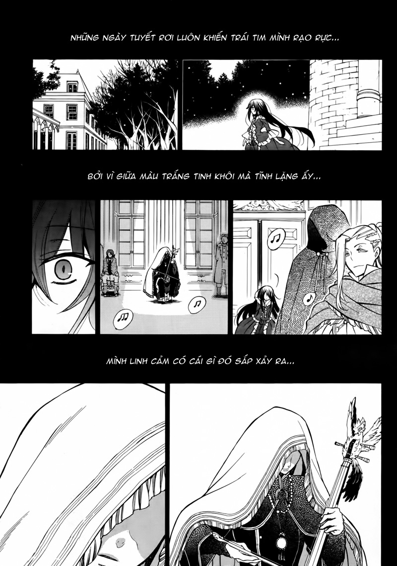 Pandora Hearts chương 067 - retrace: lxvii lacie trang 8