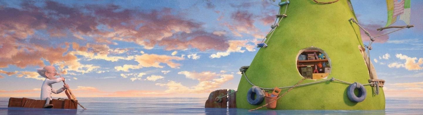 La increíble historia de la pera gigante HD 1080p poster box cover