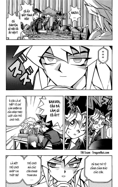 YUGI-OH! chap 53 - phần iv: trò chơi nhập vai trang 2
