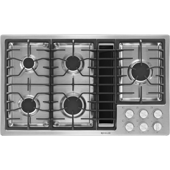 Jenn Air Gas cooktop five burner exhaust fan :: OrganizingMadeFun.com