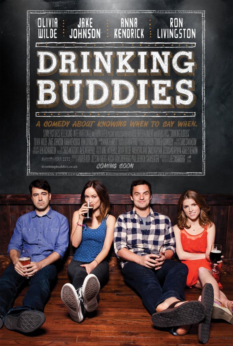 Drinking Buddies (2013) ταινιες online seires xrysoi greek subs