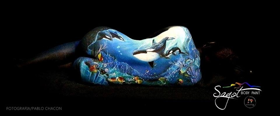 05-Ocean-view-Orcas-Sagot-Body-Paint-Eclectic-Collection-of-Body-Painting-Make-Ups-www-designstack-co