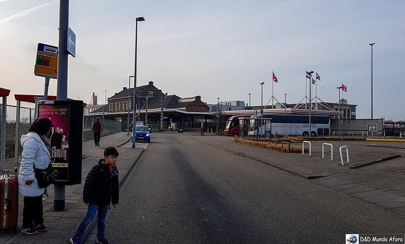 Porto de Hook of Holland - De Londres a Amsterdam: como fazer o trajeto de navio