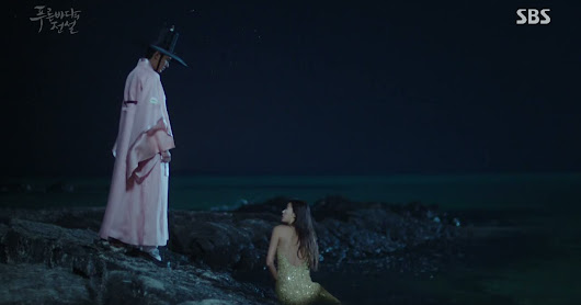 Legend of the Blue Sea: Dam Ryung and Se Hwa PART 2