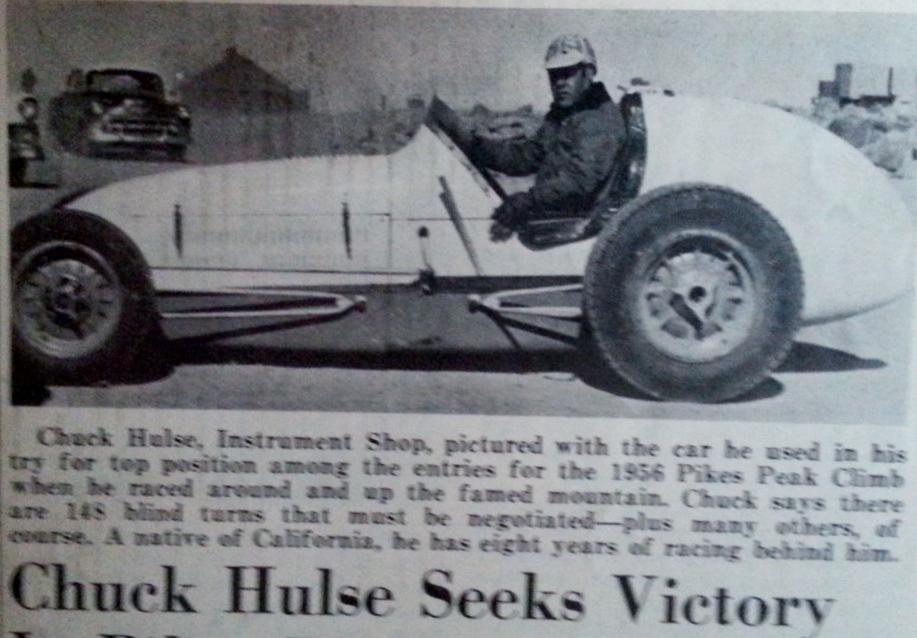 CHUCK HULSE RACE DRIVER DOWNLOAD